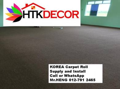 The best carpets roll with installation 37GH