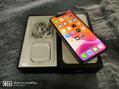 Iphone 11 pro max 64gb myset (warranty may 2021)