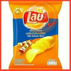 Thailand Famous Snack Lays Potato Chip