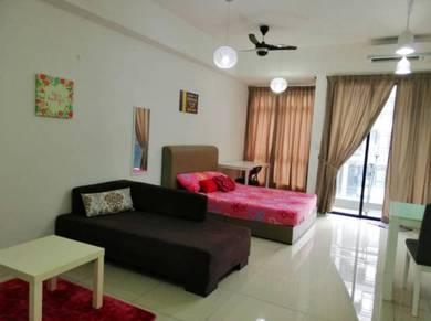 { FULLY FUNITURE } Utropolis Suites Market Place Shah Alam KDU Beside