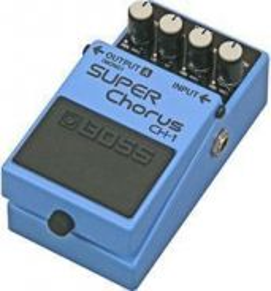 Boss CH-1, Super Chorus