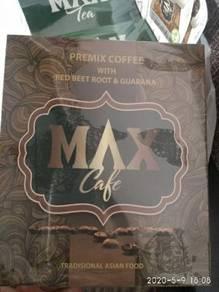 MAX TEA dan MAX CAFE