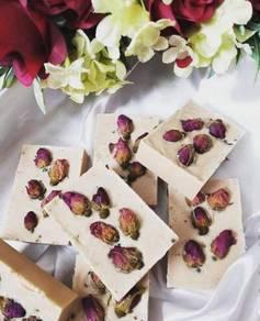 Rose Sandalwood Soap