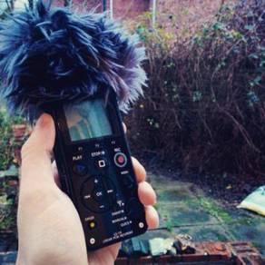 Olympus ls14 field recorder