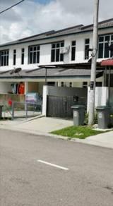 Mutiara Rini hot location Med cost double storey for rent skudai