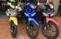 Yamaha lgenda 115z low depo - whtsapp apply