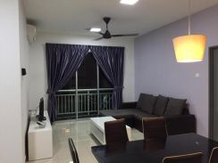 Aliff Residence Tampoi 2+1Bed 2Bath fully