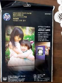 HP Glossy A4 paper photo 25 pcs
