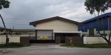 Newly refurbished factory at Pengkalan Ipoh