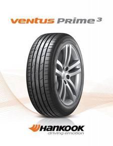Hankook ventus prime 3 k125 225/55/18 outlander