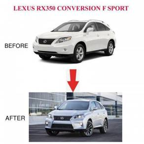 Lexus Rx350 Rx270 F Sport Bumper With Head lamp