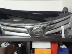 Grill chrome livina ori parts