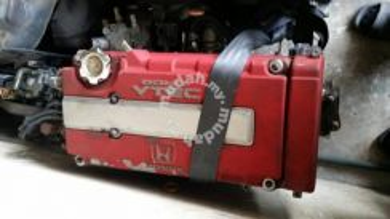 Honda ek9 B16B type r engine kosong