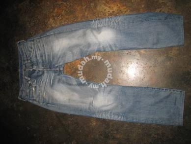 Levis 66501 Japan LVC 501xx Jeans Redlines big E
