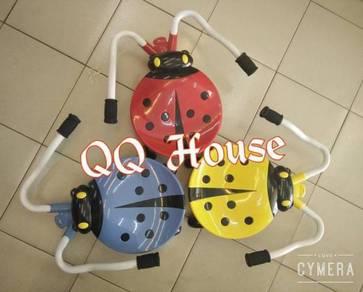 Children ladybug 🐞 shilly car