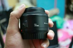Wts canon 50mm f1. 8