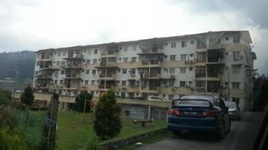 Taman Cheras Awana Apartment [1st floor]