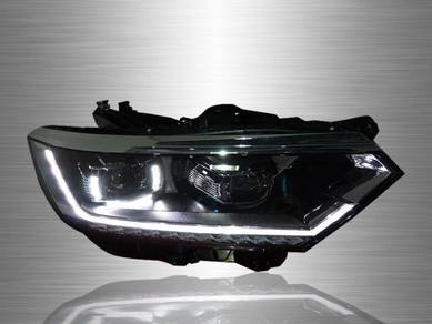 VW Passat B8 Projector LED Sequential Signal Head