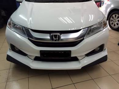 Honda city gm6 mugen body kit w paint bodykit