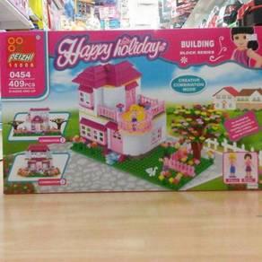 Lego rumah building block offer