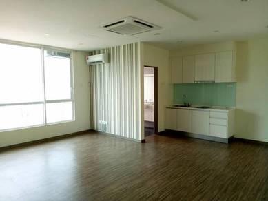 Zetapark Zen Suite The Loft unit with kitchen cabinet Setapak Central