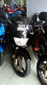 2011 Kawasaki kr150 rr full ori