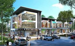 Shoplot facing Korean Shopping Mall and HVO Outlets KL
