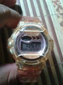 Casio BABY-G WORLD TIME(2516)BG-169A Terpakai(2nd)