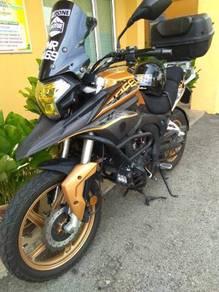 Ktns rs3 250cc