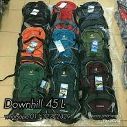 Backpack downhill 45l