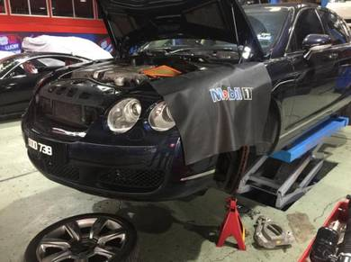 Bentley gt engine repair service