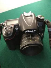 Nikon D7000 & Nikon 50mm f1.8D