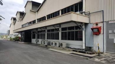 4 acres factory in seksyen 15, Shah Alam