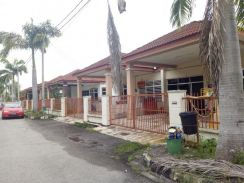 Taman Impian Indah 1 Storey Semi D Alma , Good Condition,Flood Free