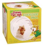 61725-Living World Exercise Ball with Stand - Medi