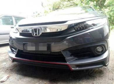 Honda civic fc bodykit mugen rs w paint body kit