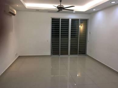 [Below bank Value 150k] Aman Heights, Freehold, Corner,Bukit Serdang