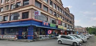Ground floor Shop for Rent at MJC Batu Kawa New Township Kuching