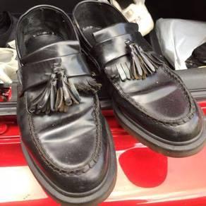 Dr.martens adrian tassle loafer(black)