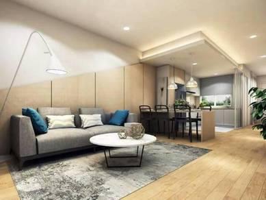 Condominium cash back 70k