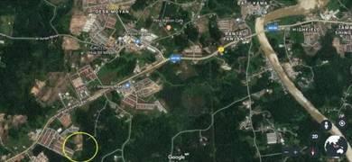 Vacant Land within Jalan Batu Kawa - Bau, Kuching