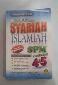 Pendidikan syariah islamiah