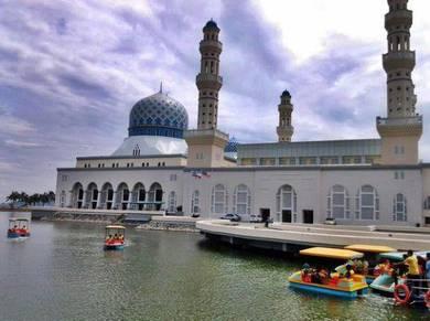 4D3N Kota Kinabalu Tour Pakej Murah