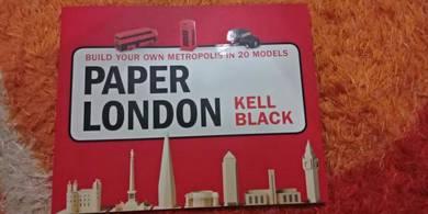 Paper London Model Book