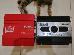 Power Amp 900W 2 channel for sale