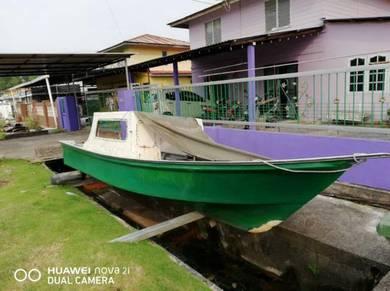Perahu 18'x5'