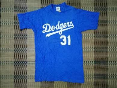 Dodgers vintage tee