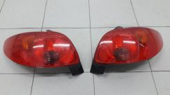Naza Peugeot 206 Facelift Tail Lamp