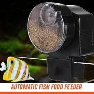 Auto fish food feeder 05