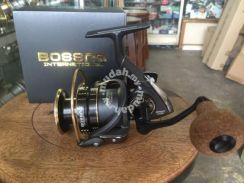 Bossna Arreat Tornado SW 2000 ~ 5000 Fishing Reel
